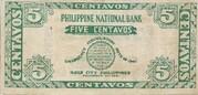 5 Centavos (Iloilo) – reverse