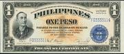 1 Peso (Victory) – obverse
