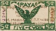 5 Centavos (Apayao) – obverse