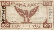 10 Centavos (Apayao) – reverse