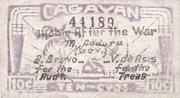 10 Centavos (Cagayan) – obverse