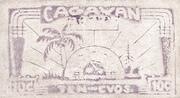10 Centavos (Cagayan) – reverse