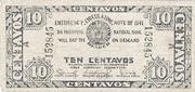 10 Centavos (Iloilo) – obverse