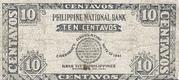 10 Centavos (Iloilo) – reverse