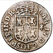 Octavo - Carlos IV – reverse