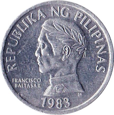 10 Sentimo Fao Philippines Numista
