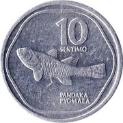 10 Sentimo (FAO) -  reverse