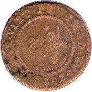 1 Quarto - Fernando VII – reverse