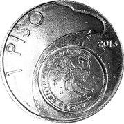 1 Piso (Artemio Ricarte) -  reverse