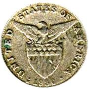 5 Centavos (U.S. Administration) -  obverse