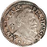 1 Cavallotto - Alessandro Farnese – obverse