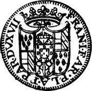 10 Soldi - Francesco I – obverse