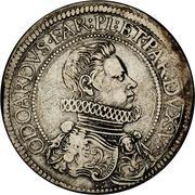1 Scudo - Odoardo Farnese – obverse