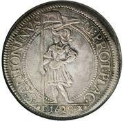 1 Scudo - Odoardo Farnese – reverse