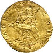 2 Doppie - Ottavio Farnese – reverse