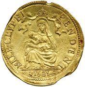 2 Doppie - Odardo Farnese – reverse