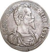 1 Scudo - Alessandro Farnese – obverse