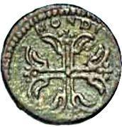 1 Sesino - Ranuccio I Farnese – reverse