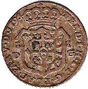10 Soldi - Ferdinando I di Borbone – obverse
