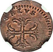 1 Sesino - Antonio Farnese – reverse
