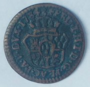 1 Sesino - Ferdinando I – obverse