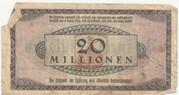 20,000,000 Mark – reverse
