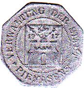 5 Pfennig - Pirmasens – obverse