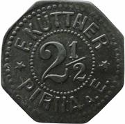 2½ Pfennig - Pirna A. E. (F. Küttner) – obverse