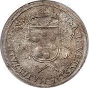 1 Tallero - Cosimo II – reverse