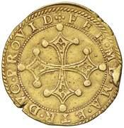 4 Scudi - Ferdinand I – obverse