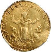 1 Doppia - Ferdinando II – obverse