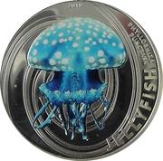 2 Dollars - Elizabeth II (White Spotted Jellyfish) – reverse