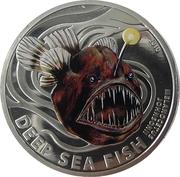 2 Dollars - Elizabeth II (Black Sea Devil) – reverse