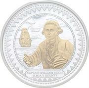 2 Dollars - Elizabeth II (Captain Bligh) – reverse