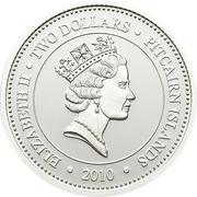 2 Dollars - Elizabeth II (Lanternfish) – obverse