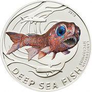 2 Dollars - Elizabeth II (Lanternfish) – reverse