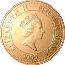 1 Dollar - Elizabeth II (3rd portrait) – obverse