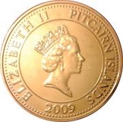 2 Dollars - Elizabeth II (3rd portrait) – obverse