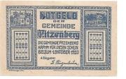 20 Heller (Pitzenberg) -  reverse