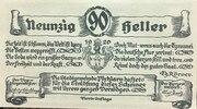 90 Heller (Pöchlarn) -  reverse