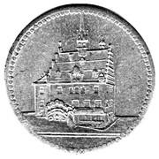 10 Pfennig - Pössneck – reverse