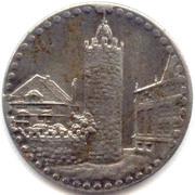5 Pfennig - Pössneck – reverse