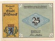 25 Pfennig (Industry Series) – obverse