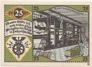 25 Pfennig (Industry Series) – reverse