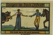 25 Pfennig (Goethe Series - Issue 2) – obverse