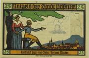 25 Pfennig (Goethe Series - Issue 3) – obverse