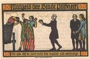 50 Pfennig (Goethe Series - Issue 4) – obverse