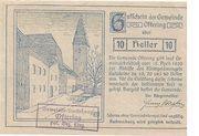 10 Heller (Pötting) -  obverse