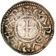 Poitou - Comté de Poitou - Monnayage Immobilisé au Nom de Charles II Le Chauve - (Xe-XIIe siècles) – obverse