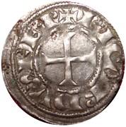 Denier du comté de Poitou - Richard 1er coeur de Lion – obverse